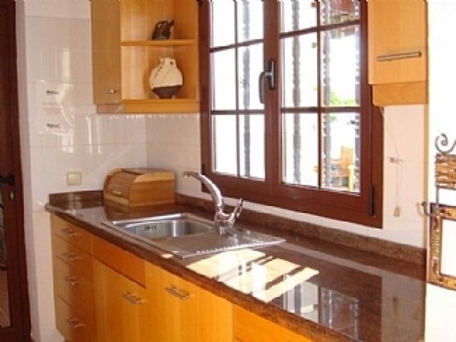Kitchen - Villa Ahlmatel, Playa Blanca, Lanzarote